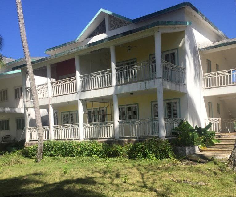 Beachfront apartaments in the Dominican Republic