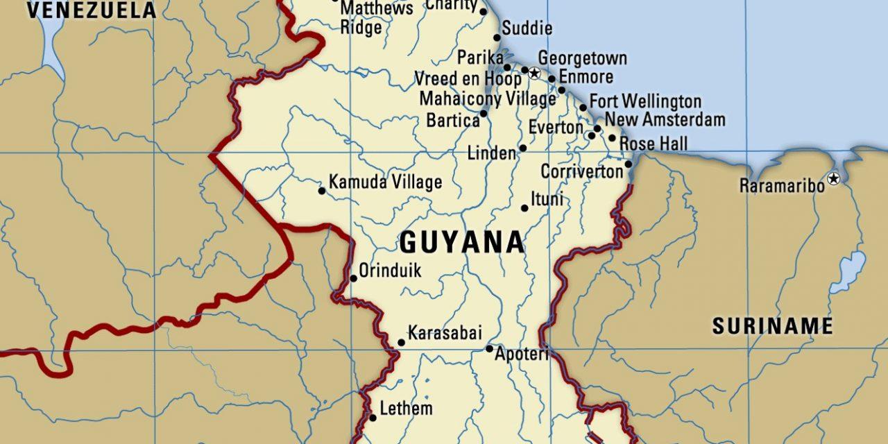 Century Business Centers in Guyana