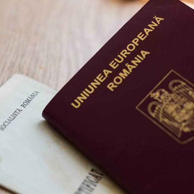 Romania/EU Citizenship