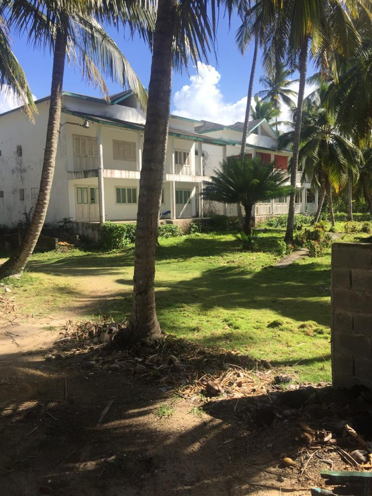 Beachfront apartments in the Dominican Republic