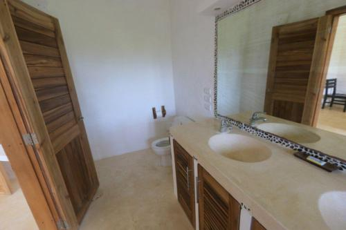 House with ocean view in Las Terrenas, Samana