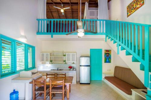 Apartment in residence in Las Terrenas, Samana