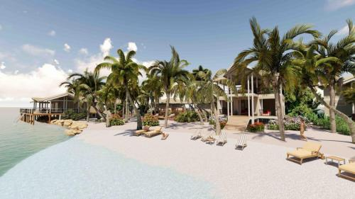 Frigate Caye Belize