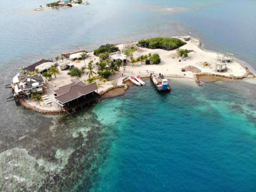 Frigate Caye Belize 11
