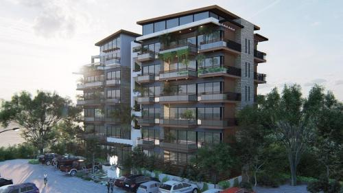 Oceanview apartments in West Bay Roatan